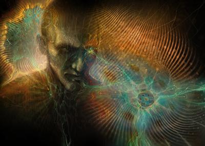 Electro-Graphic Self Portrait - 2014